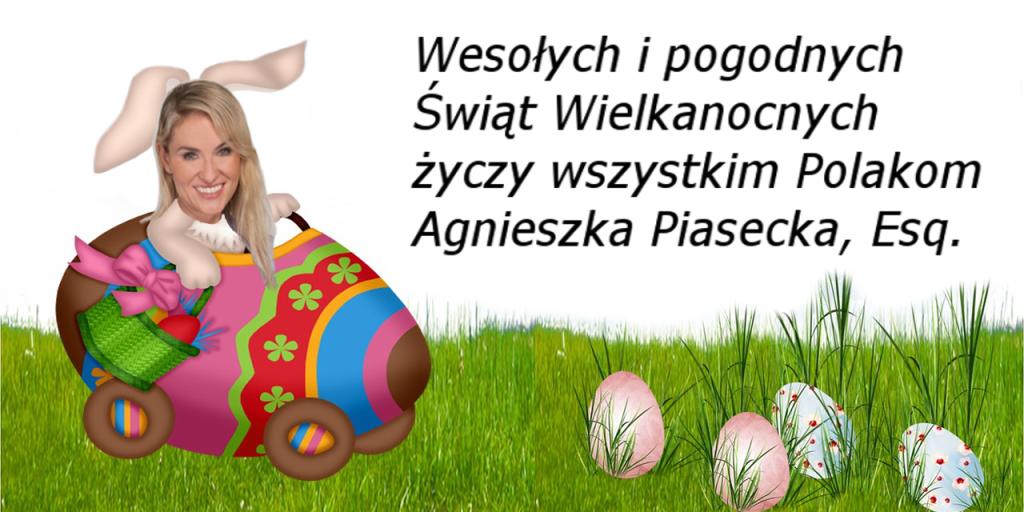 Aga Piasecka Easter 2019