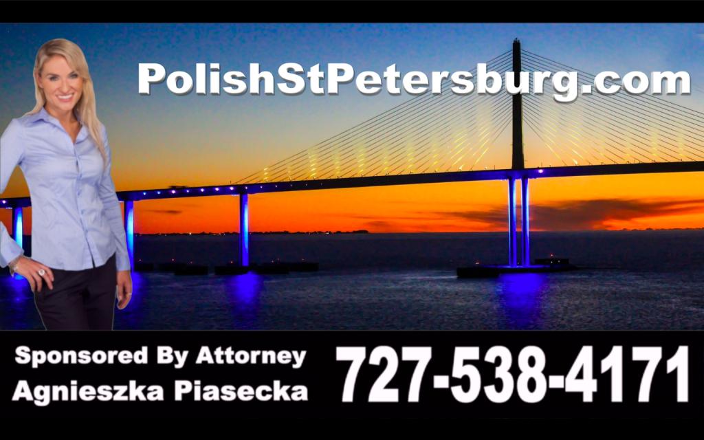 St. Pete, Polish, St Petersburg, Attorney, Lawyer, Florida, USA, Polski, Prawnik, Adwokat, Floryda, Agnieszka Piasecka, Aga Piasecka, Piasecka