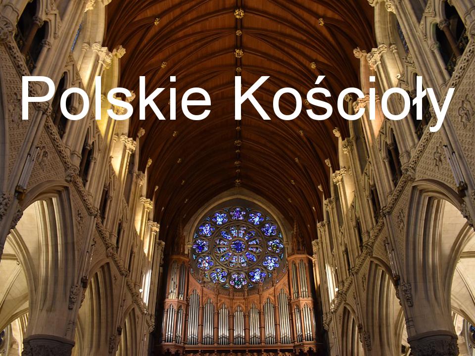 Polskie Kościoły - St. Petersburg, Floryda